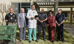 UF Health Jacksonville and TraumaOne honor JSO officer for saving life - Thumb