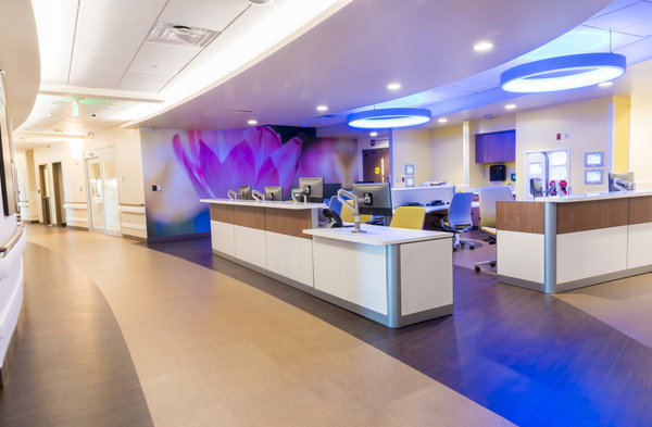New Hospital Designed To Heal 187 Uf Health North