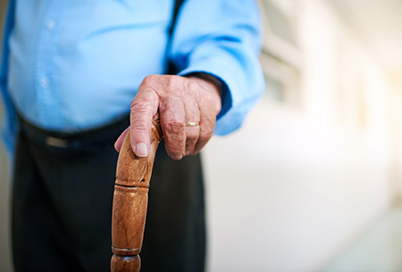Helping Seniors Stand Strong