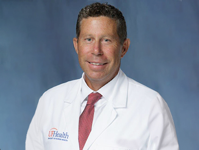 Dr. David Nelson chosen <br/>as UF Health president