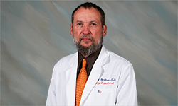 Image: H. Martin Northup, MD, a longtime faculty member of the department of radiology at the UF College of Medicine – Jacksonville, died March 6 after a lengthy battle with cancer. He had been at UF Health for 43 years.