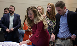 Image: The University of Florida College of Medicine – Jacksonville learned that 87 graduating medical school students will be coming to campus for training. Fourteen matched residents will come from allopathic medical schools in Florida, with four of those future trainees being from UF.