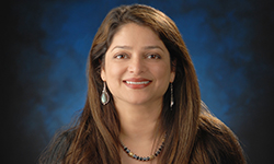 "Chandana ""Sandy"" Lall, MD, MBA, FSAR, has been chosen as the new chair of radiology at the University of Florida College of Medicine – Jacksonville."