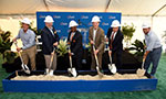 UF Health breaks ground on first health care facility in Wildlight - Thumb