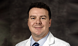 Chad Neilsen, MPH, is director of infection prevention and control at UF Health Jacksonville.