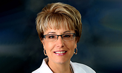Kelly Gray-Eurom, MD, is chief quality officer at UF Health Jacksonville.