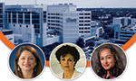 Three female physician leaders recognized for achievements