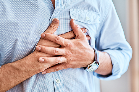 Heart Attack 101 – Know the Signs and Symptoms - Thumb