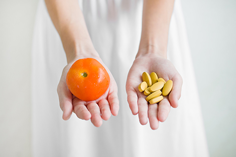 Being Savvy about Supplements