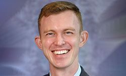 Image: Zackary Funk, a graduating UF medical student, will begin emergency medicine residency training on the Jacksonville campus July 1.