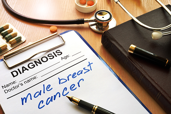 Can Breast Cancer Occur in Men? - Thumb