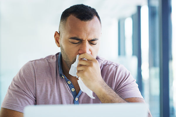 Sniffing out the best course of treatment for your sinus symptoms - Thumb